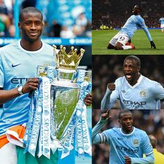 Ya Ya Toure to leave Manchester City at the end of the 2017 2018 Season 8f3cadd4d69