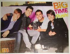 Big Time Rush (M)