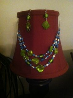 Mother's Day Raffle. This hand-crafted necklace & earrings representing the colors of DONATE LIFE was donated by Heather Kopenhaver . Raffle tickets are $1.00 a ticket. w/FREE shipping. Winner outside the US will have to pay going rate to be shipped,please email me at: disneygeekgetaways@gmail.com. A PAYPAL invoice will be forwarded that can be paid via PAYPAL. Winner will be pulled 11:59pm EST Wed, 4/30/14 & will be ship 5/3/14  Proceeds will benefit AFTFT. Good Luck
