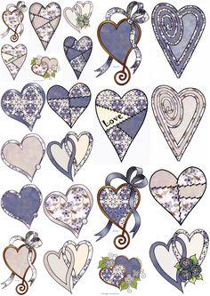 Valentines - purple