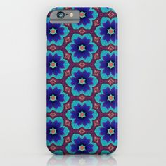 Turkey Pattern iPhone & iPod Case