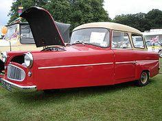 1959 Bond Minicar Mark F