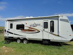 $15,000.00 - 2011 Jayco M-256 RKS Eagle Super Lite Camper 25 ft for Sale