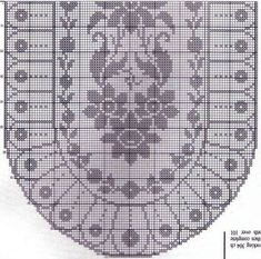 Kira scheme crochet: Scheme crochet no. 1211