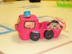 Camion de pompiers - Le blog de Celine et Claire PE2