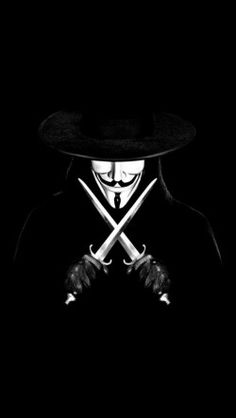 V For Vendetta Man With Knifes iPhone 8 Wallpapers Free Android Wallpaper, All New Wallpaper, Hacker Wallpaper, Dark Wallpaper, Wallpaper Iphone Cute, Phone Wallpaper For Men, Flash Wallpaper, Mobile Wallpaper, Latest Wallpapers