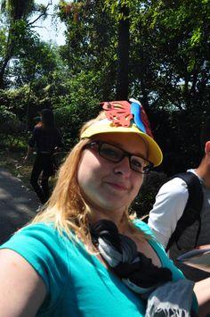 """Drugiego dnia naszych """"wakacji"""" poszliśmy do ZOO. Z wspomnianymi wcześniej Wrocławianami i Rosjanką. ZOO, czyli Nanjing Hongshan Forest Zoo"""