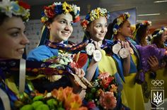 Більше 7 кілограм медалей привезли до України синхроністки #Україна #спорт #Ukraine #sport http://firtka.if.ua/?action=show&id=79447 …