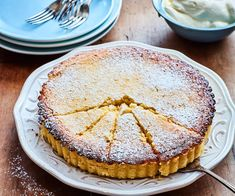 Enjoy this simple and delicious Nici Wickes lemon flan either as a light and zingy dessert or with a cup of coffee in the afternoon. Sweet Potato Fritters, Quinoa Sweet Potato, Filling Food, Cream Cheese Filling, Orange Recipes, Sweet Recipes, Cuban Recipes, Lemon Recipes, Baking Recipes