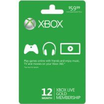 Xbox LIVE 12 Month Gold Membership Card From Microsoft  http://tlambardo.bigaffiliategroup.com