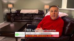Better Built Basements: Joe Furey Endorsement :30 How would you like to take your basement from unfinished to unbelievable? You can with the help of Better Built Basements! http:/www.betterbuiltbasements.com
