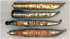 Norwegian gypsy knife