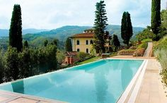 Villa Parri - A small country #hotel in #Tuscany