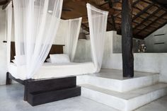 coqui coqui hotel in Tulum Massage Place, Good Massage, Face Massage, Massage Chair, Bed Photos, Bedroom Photos, Bedroom Ideas, Bedroom Decor, Getting A Massage