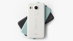 Nexus 5X announced with Android Marshmallow and Nexus Imprint