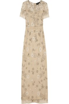 Needle & Thread | Petal embellished tulle gown | NET-A-PORTER.COM $465