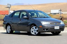 2005 Ford Focus ZX4 ST, $6,500 - Cars.com