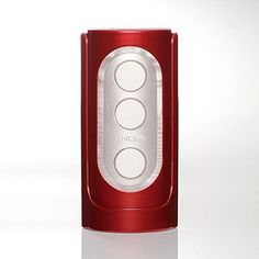 TENGA Flip Hole Masturbator in Red