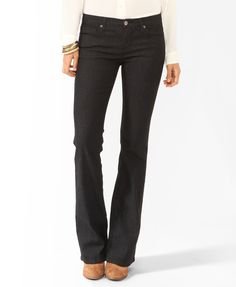 Classic Flared Jeans |