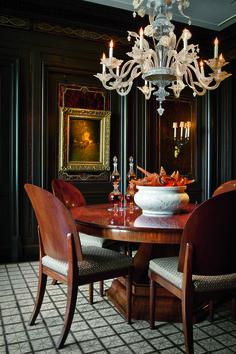 19th-century Venetian-glass chandelier | Ralph Duesing & John Bobbitt | Papercity...