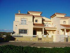 4 bedroom bedroom townhouse for sale in Los Gallardos