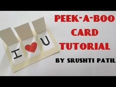 Swing Card Tutorial by Srushti Patil - YouTube