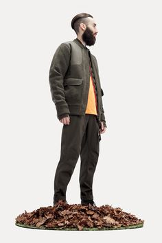 "maharishi 2013 Fall/Winter ""Pacifist Prepper"" Collection"
