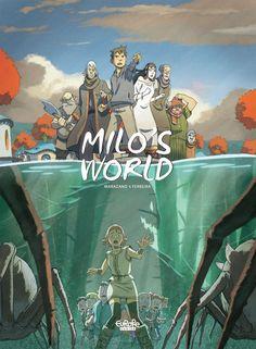 Milo's World Vol. 3 #EuropeComics Release Date: 2/15/2017