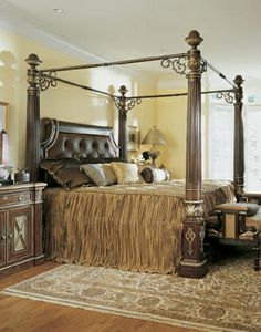Marge Carson Beds | Palladian Collection Bed