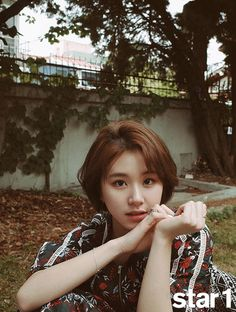 """TWICE Chaeyoung for Star1 Magazine (x) """