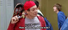 Steve Buscemi, 30 Rock, out of touch with current events, feeling old. Steve Buscemi Young, Taylor Swift, Best Memes, Funny Memes, Funny Gifs, Going Back To College, Memes In Real Life, Out Of Touch, Know Your Meme