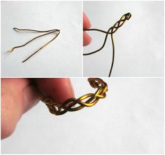 DIY | WIRE RINGS  #diy #howto  #xoxodiy #doityourself