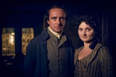Verity Poldark (Ross' cousin/Francis' sister) and Captain Blamey. ***MY EDIT OF THIS IMAGE! PLEASE LINK BACK TO ME (Sarah-Vita) IF SHARED!!!!*** (original image from: http://www.farfarawaysite.com/section/poldark/gallery.htm)
