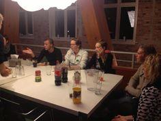 Hygger med Drivkræftens medlemmer i #Århus