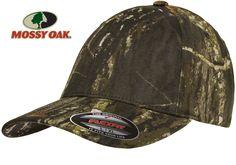 b5d2cd6ded0 Flexfit Mossy Oak Break Up - Flexfit Yupoong Flex Fit Hats