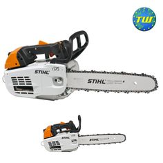 Stihl MS201T-12 Top Handle Arborist Petrol Chainsaw 11452000038 is deisgned for work up in the trees as different rules and safety applies. http://www.twwholesale.co.uk/product.php/sn/Stihl-MS201T-12