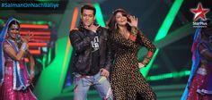 Salman Khan and Daisy Shah burnt the #NachBaliye floor with their performance