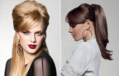 peinados elegantes semirecogidos - Buscar con Google