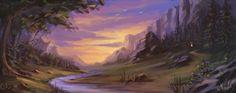 Evening by stakez131290.deviantart.com on @DeviantArt