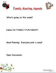 Family Meeting Agenda-more ideas to add to the agenda Family Rules, All Family, Family Goals, Family Life, Meeting Agenda Template, Family Meeting, Family Fun Night, Family Units, Family Bonding