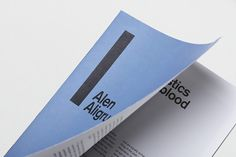 Catalogues - Studio Claus Due / Graphic Design Studio / Copenhagen, Denmark