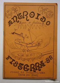 ANTROIDO FISTERRA 88 (CASÓN) (Libros sin clasificar)