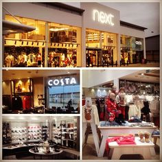 It's a very windy store opening in Wigan! After moving a stones throw away the store on Robin Retail Park is double the size of old one - with a new concept women's shoe room, giant kids department, Next Home and @costacoffe, perfect for a wintery day! So come see Wigan's new Next!