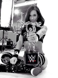 Diva of the year 2014 Aj lee