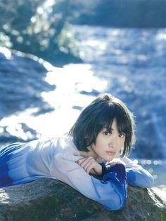 Japanese Beauty, Asian Beauty, Sweet Girls, Cute Girls, Pretty Asian Girl, Photo Reference, Japan Fashion, Short Hair Styles, Idol