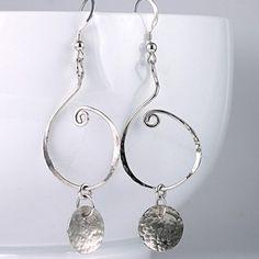 More earrings by @Lisa Lehmann!