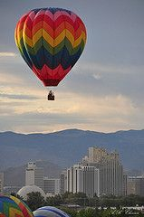 Reno hot air baloon races!!!!!!