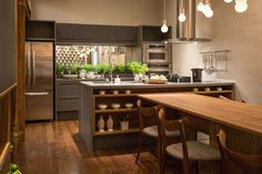 Décor do dia: conforto na cozinha