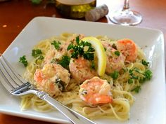 Tastes EXACTLY like the Red Lobster Shrimp Scampi. Its a favorite recipe in our home!!
