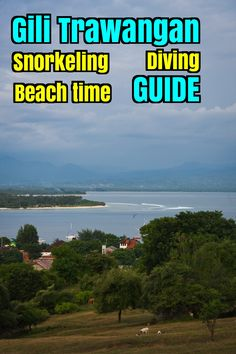 Gili Trawangan, diving, snorkeling, beaches and other things to do http://mel365.com/gili-trawangan-snorkeling-diving-beach/